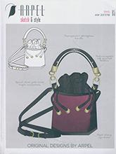 《ARPEL》意大利顶级专业鞋包杂志2016年05月号(副刊)