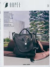 《Arpel》意大利顶级专业鞋包杂志2016年11月号(#210)