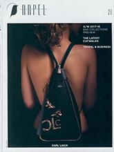 《Arpel》意大利顶级专业鞋包杂志2017年02月号(#211)