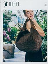 《Arpel》意大利顶级专业鞋包杂志2017年09月号(#214)
