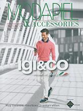 《Modapiel》意大利专业杂志2018春夏(#138)