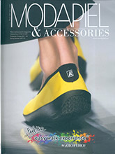 《Modapiel》意大利专业杂志2018春夏(#139)