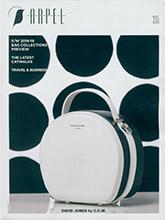 《Arpel》意大利顶级专业鞋包杂志2018年02月号
