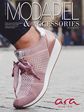《Modapiel》意大利专业杂志2018-2019秋冬(#141)