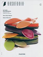 《Ars》意大利顶级专业鞋包杂志2018年10月号(#433)