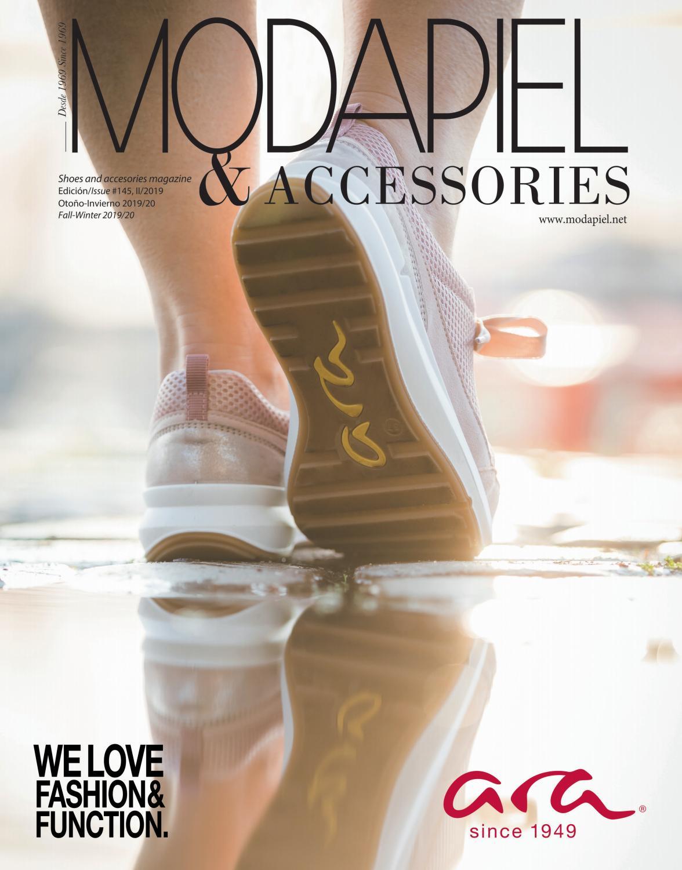 《Modapiel》意大利专业杂志2019秋冬(#145)