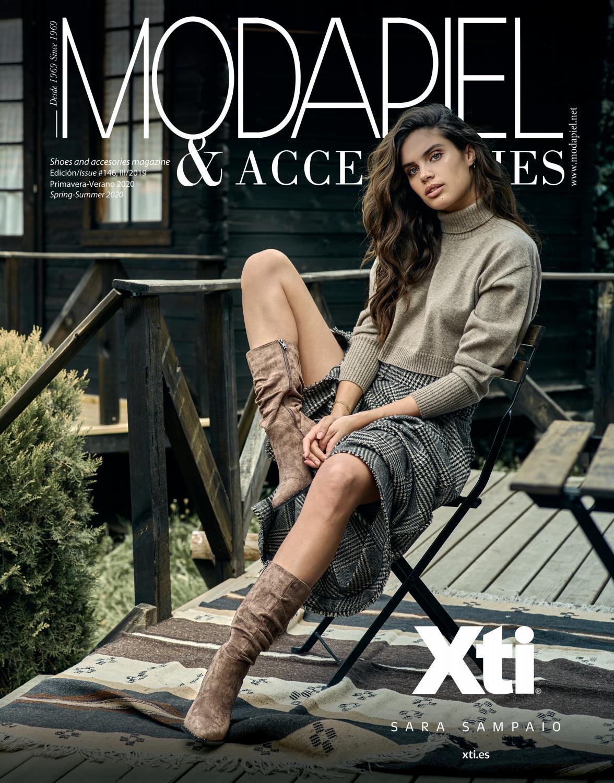 《Modapiel》意大利专业杂志2020春夏(#146)
