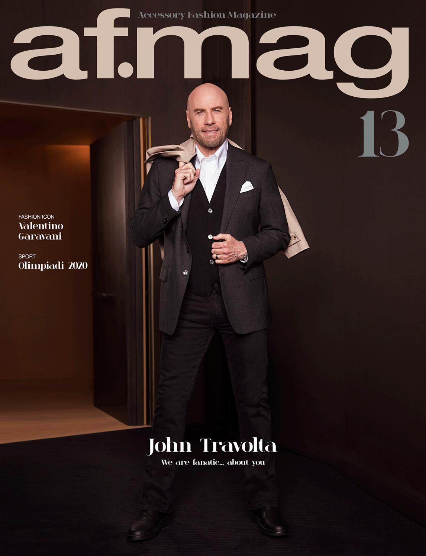 《AF.mag》意大利鞋包杂志2019年12月号
