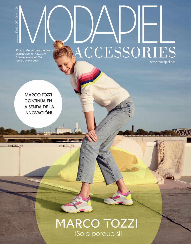 《Modapiel》意大利专业杂志2020春夏(#147)