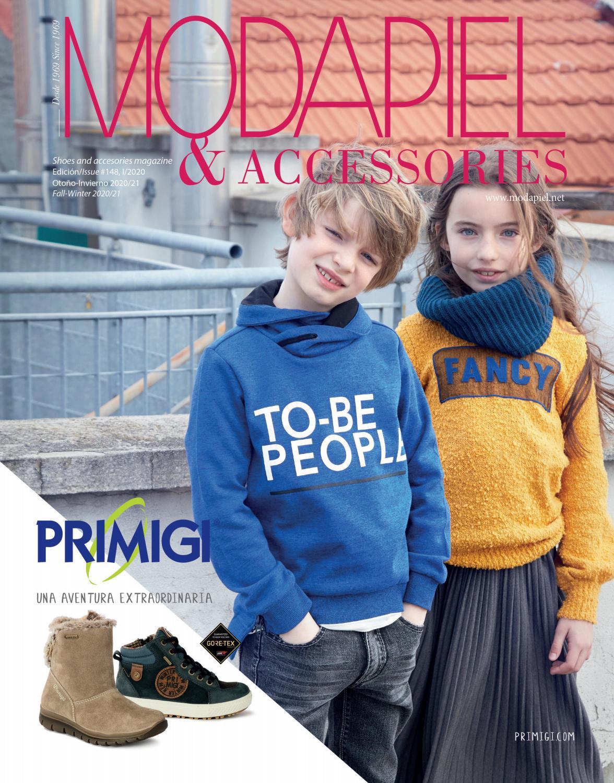 《Modapiel》意大利专业杂志2020-21秋冬( #148)