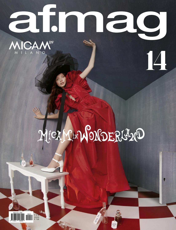 《AF.mag》意大利鞋包杂志2020年02月号