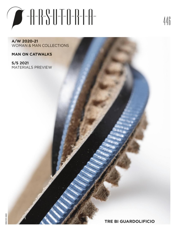 《Ars》意大利顶级专业鞋包杂志2020年02月号(#446)