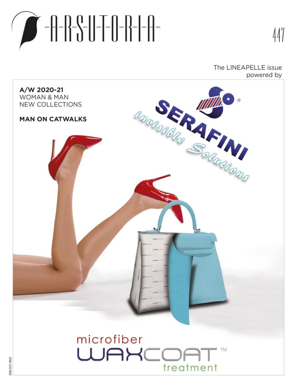 《Ars》意大利顶级专业鞋包杂志2020年02月号(#447)
